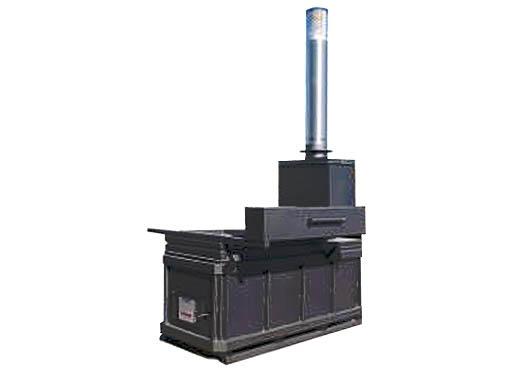 Установка утилизации отходов ИУ-750